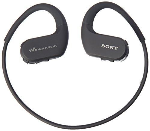 Sony NWWS413BM 4GB Sports Wearable MP3 Player (Black)