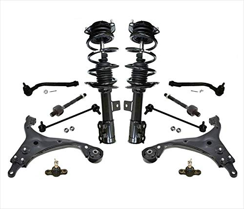 Front Suspension & Chassis for Hyundai Touring Elantra SE GLS 2.0 11-12 12pc
