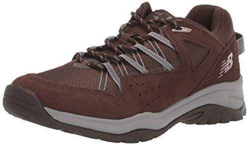 New Balance womens 669 V2 Walking Shoe, Chocolate Brown/Chocolate Brown, 7.5 Wide US