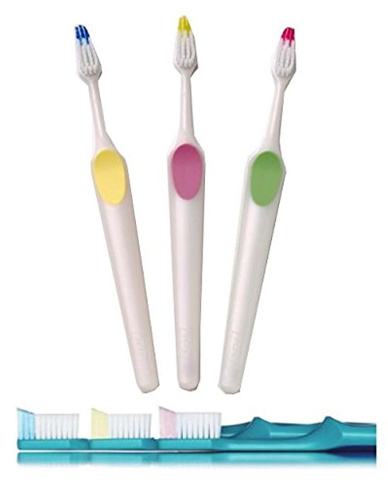 不完全君主制扱いやすいクロスフィールド TePe テペ ノバ(Nova) 歯ブラシ 1本 (ソフト)