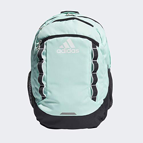adidas Unisex Excel Backpack, Clear Mint/Carbon/Onix/White, ONE SIZE