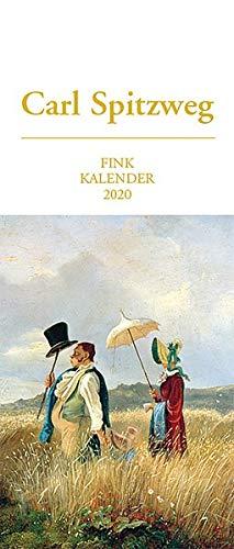 Carl Spitzweg 2020: Kunst-Postkartenkalender