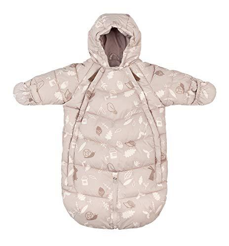 Leokid Bebé general polvorienta bosque rosa caliente al aire libre ropa de invierno para bebés niño niña