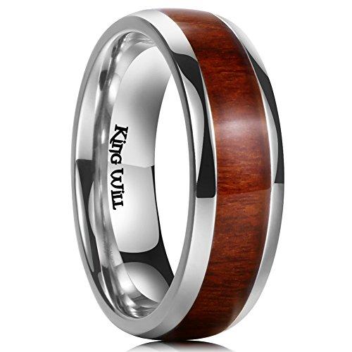 King Will Nature 7MM Titanium Ring …