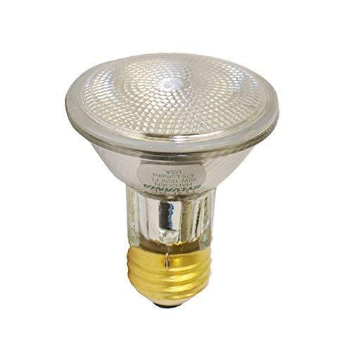 SYLVANIA 16104 2-Pack Capsylite Halogen Dimmable Lamp / PAR20 Flood Light Reflector / 50W Replacement/Medium Base E26 / 39 Watt / 2850 K – Warm White