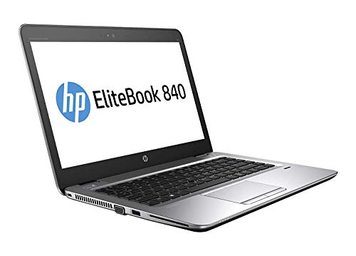 HP EliteBook 840 G3 14 Zoll 1920x1080 Full HD Intel Core i5 512GB SSD Festplatte 8GB Speicher Win 10 Pro MAR Bluetooth Webcam Notebook Laptop Ultrabook (Generalüberholt)
