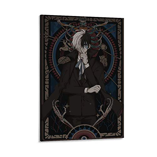 MKJH Black Jack Anime Art Poster Poster Decorative Painting Canvas Wall Art Living Room Posters Bedroom Painting 20x30inch(50x75cm)