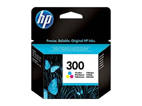 HP - Hewlett Packard DeskJet F 4280 (300 / CC 643 EE) - original - Druckerpatrone (cyan, magenta, gelb) - 165 Seiten - 4ml