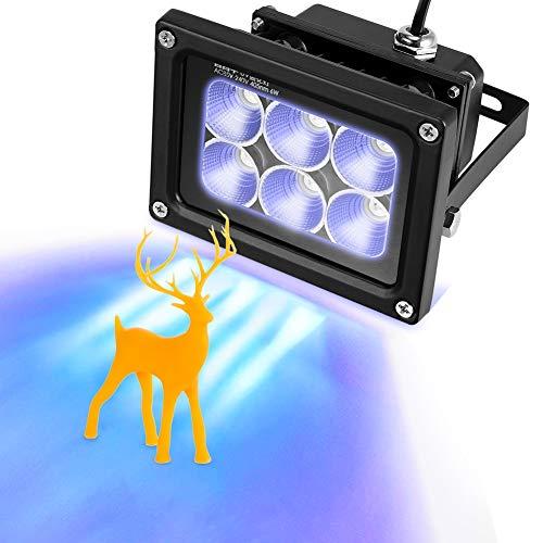 Sovol UV Resin Lichthärtelampe LED UV Lampe 405nm für SLA/DLP 3D Drucker