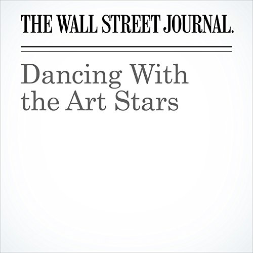 Dancing With the Art Stars audiobook cover art