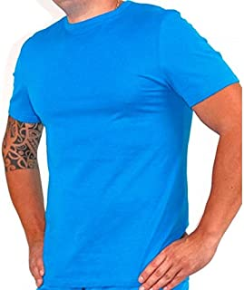 Bikkembergs - B6T1037-0001 T-Shirt Turchese - VBKB047142050