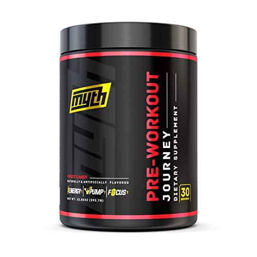 Myth Journey Pre Workout Powder