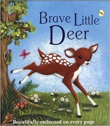 Brave Little Deer by Jillian Harker (2004-01-01)