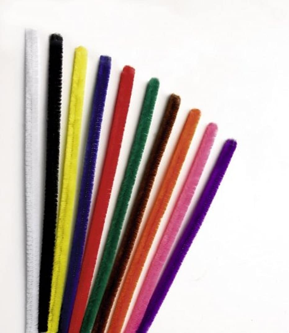 Glorex Pipe Cleaners, Multiple Gold 8.6?x 32?x 1.7?cm