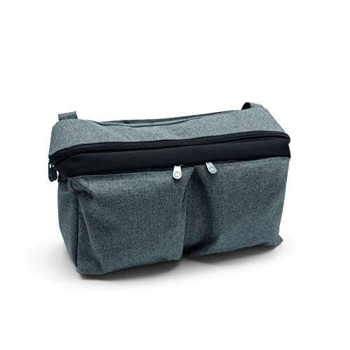Bugaboo–Borsa organizer per passeggino, colore: grigio