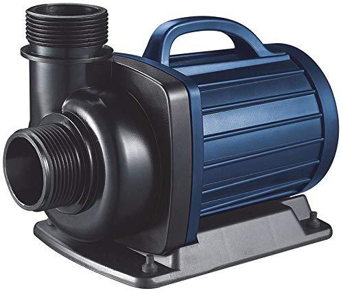 AquaForte Dm-6500 Filter-/Teichpumpe, 12-V, 50 W, 6,5 m³/h, Förderhöhe 4 m
