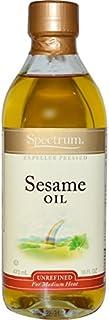 Spectrum Naturals Oil Sesame Unrefined