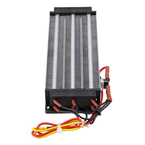 Calentador de aire de cerámica - 220V 1500W Tipo de conducción PTC Calentador de aire de cerámica Elemento calefactor PTC Largo