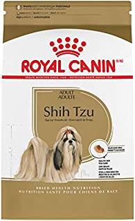 Royal Canin Shih Tzu Adult Breed Specific Dry Dog Food, 2.5 lb. bag