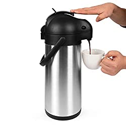 102 Oz (3L) Airpot Thermal Carafe
