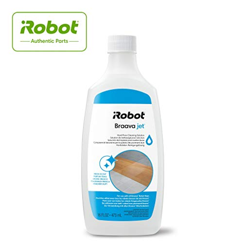 Review Of iRobot  Authentic Replacement Parts- Braava Jet Hard Floor Cleaning Solution, Compatible w...