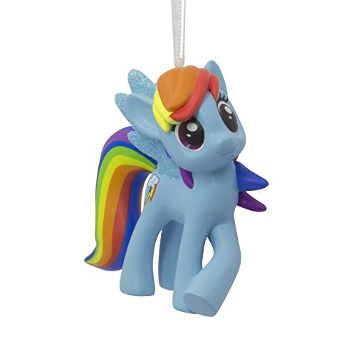 Hallmark Christmas Ornament Rainbow Dash, Hasbro My Little Pony