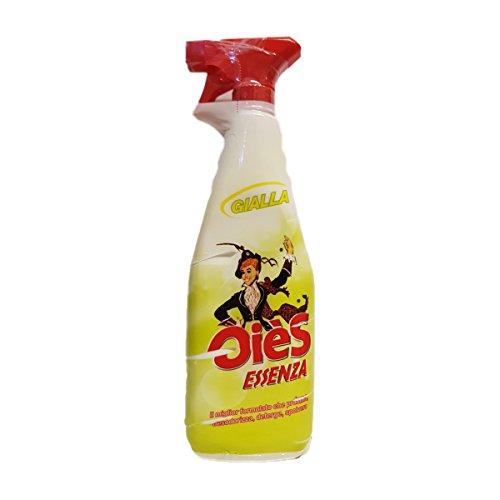 Oies Essenza Gialla Oiès Essenza Detergente Sgrassatore - Profumazione Gialla 750 ml