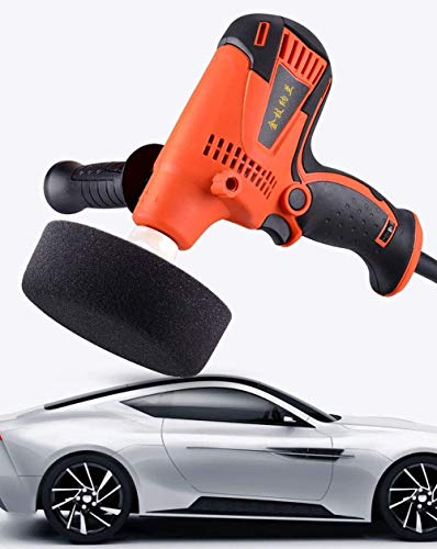 ANQU Bewegliches Auto-Polierer, Multifunktions6 variablen Geschwindigkeiten Poliermaschinen mit LED-Licht-Anzeige for Autolack Waxing Polieren Kratzer-Reparatur 6.29