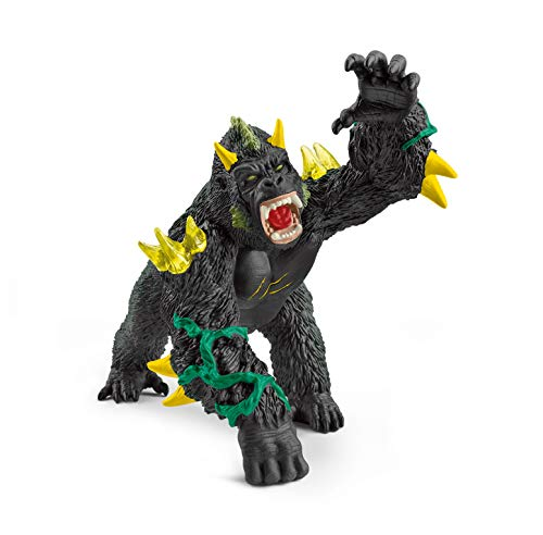 Schleich Eldrador, Eldrador Creatures, Action Figures for Boys and Girls 7-12 years old, Monster Gorilla