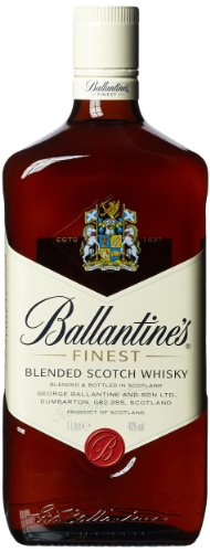 Ballantine's Finest Scotch Whisky (1 x 1 l)