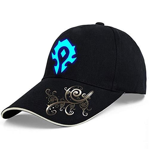 Fuudear Sombrero LED, Luz ultra brillante LED Hasta pilas gorra de béisbol...