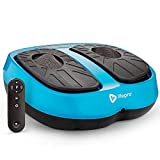 Lifepro Shiatsu Foot Massager Machine for Pain and Circulation - Vibrating Kneading Massager for Men & Women - Remote Control Pain Relief Therapy for Tired Feet, Neuropathy, Plantar Fasciitis