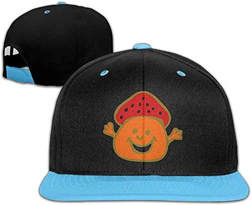 Orange Mushrooms Child Trucker Hats Hip Hop Cap for Boys' Girl Comfortable8692