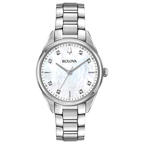 Bulova Reloj de vestir (Modelo: 96P199)