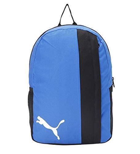 PUMA Unisex– Erwachsene teamGOAL 23 Backpack Rucksack, Electric Blue Lemonade Black, OSFA