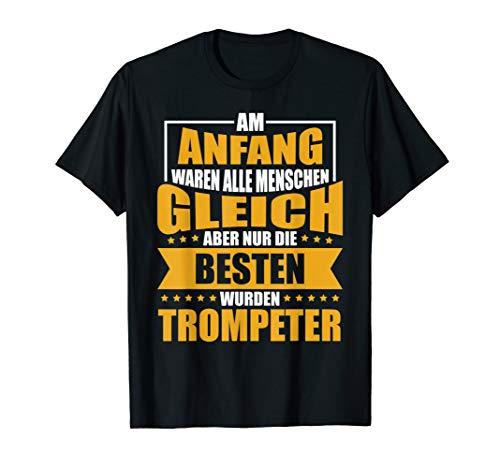 Trompeter Geschenk Trompete Shirt