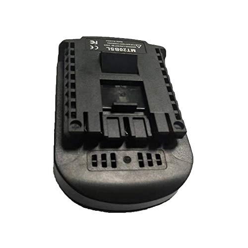 MT20BSL Akku Konverter Adapter für Makita 18V Li-Ion Akku BL1830 BL1815 BL1840 BL1850 BL1860 konvertieren für Bosch 18V Lithium Akku