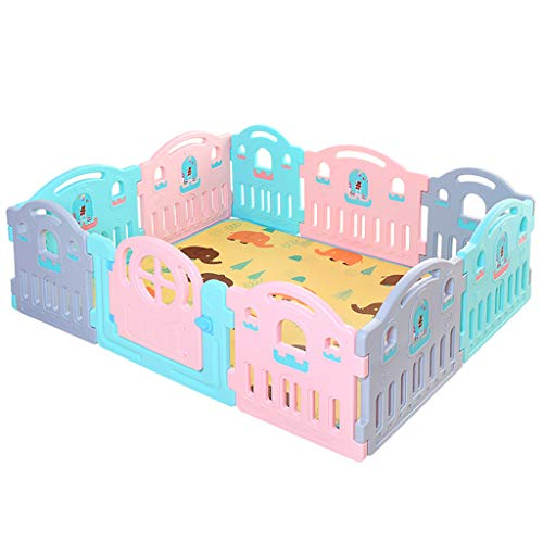 Why Should You Buy Baby Fence Toddler Crawl Mat Carpet Indoor Playground Protective Playpen Tent Inf...