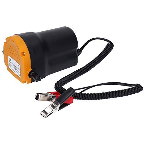 Jeanoko Bomba de Aceite de Motor de Coche Bomba de Aceite autocebante eléctrica Durable Alta precisión para la Industria