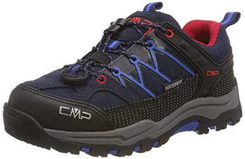CMP Unisex-Kinder Rigel Low Trekking- & Wanderhalbschuhe, Blau (B.Blue-Royal 10nc), 32 EU