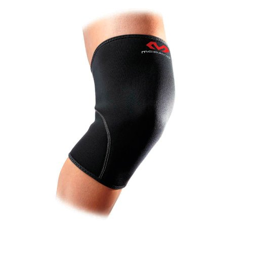 Mc David Kniebandage 401 L Schwarz (Black)