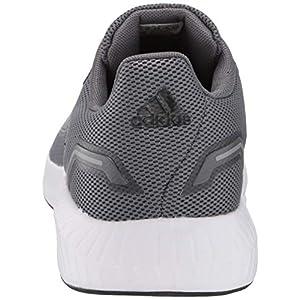 adidas Men's Runfalcon 2.0 Running Shoe, Grey/Black/Grey, 10