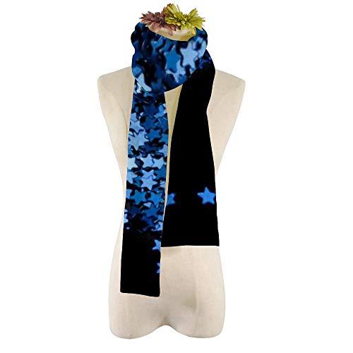XIAHAILE Bufanda larga de moda para mujer Chal de abrigo precioso Elegante...