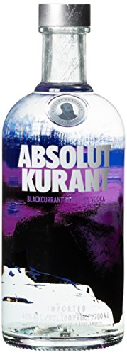 Absolut Wodka Kurant, 1er Pack (1 x 0.7 l)