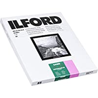 Ilford Multigrade FB Classic Gloss Variable Contrast Paper (8 x 10 In., 25 Shee by Ilford