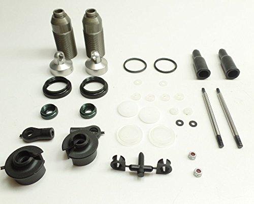 Mugen Seiki 1:8 4WD Buggy MBX-8 E2528 Stoßdämpfer Set VA MB8®