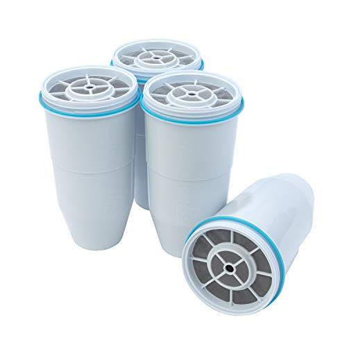 ZeroWater 5-Stage Replacement Filter, 4-Pack $39.99