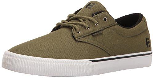 Etnies Jameson Vulc, scarpe da skateboard da, 4101000449-301-M-10, olive, 10.0