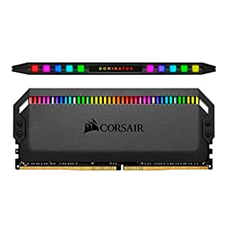 Corsair Dominator Platinum RGB 32GB (4x8GB) DDR4 3200 (PC4-25600) C16 1.35V, Optimized for AMD DDR4 Systems (B07N3HBQSY) | Amazon price tracker / tracking, Amazon price history charts, Amazon price watches, Amazon price drop alerts