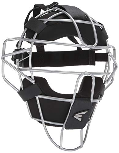 EASTON SPEED ELITE Catchers Facemask | 2020| Black |Traditional Style | High Impact Absorption Foam Padding for Maximum Protection | High Strength Lightweight Cage